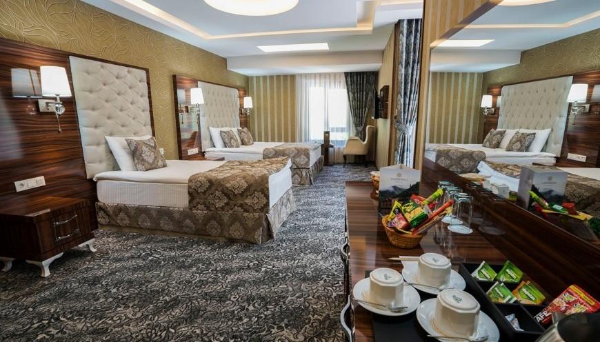 غرفة ساميستال الجناح الملكي