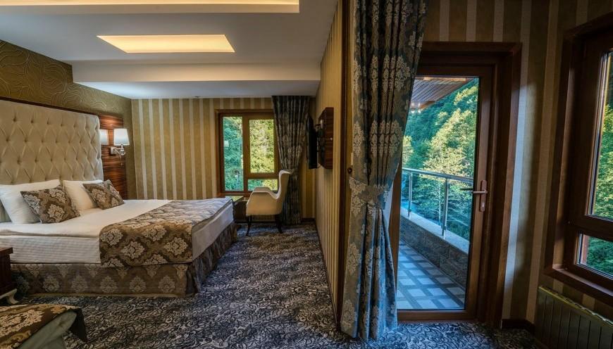 غرفة جيتو الجناح الملكي